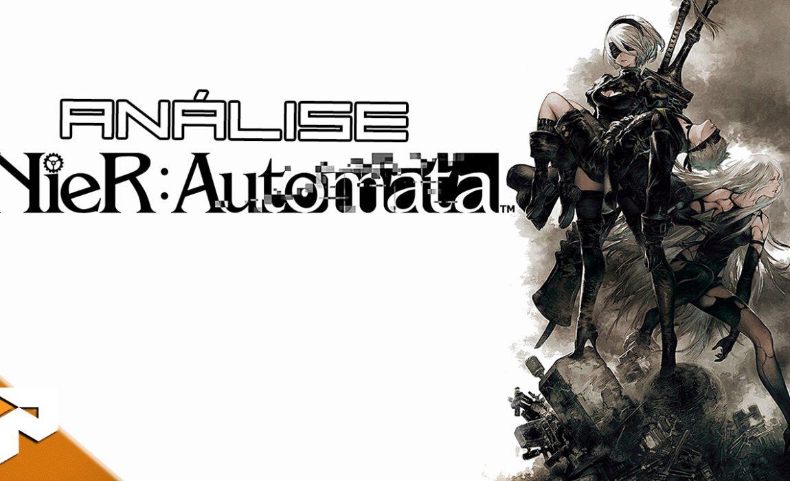 Análise – NieR: Automata
