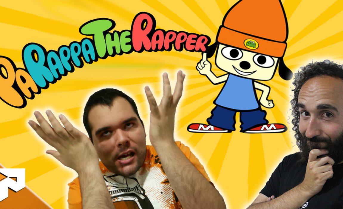 Vamos Jogar: PaRappa The Rapper