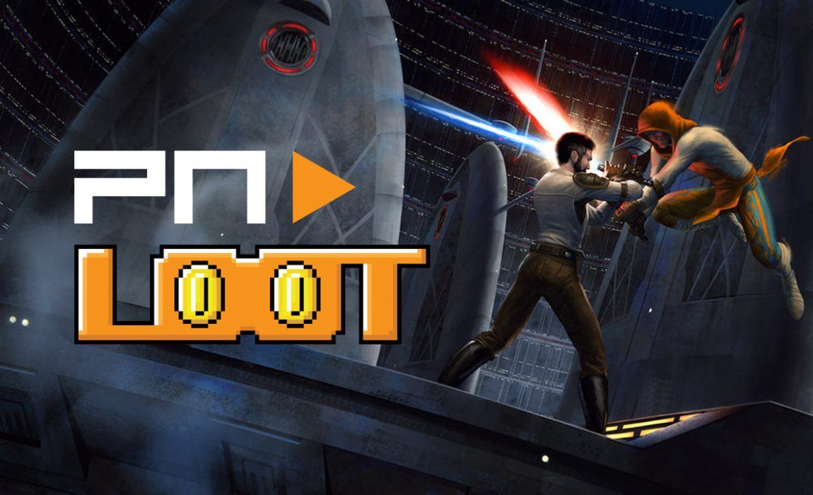PN Loot – Star Wars Jedi Knight II: Jedi Outcast