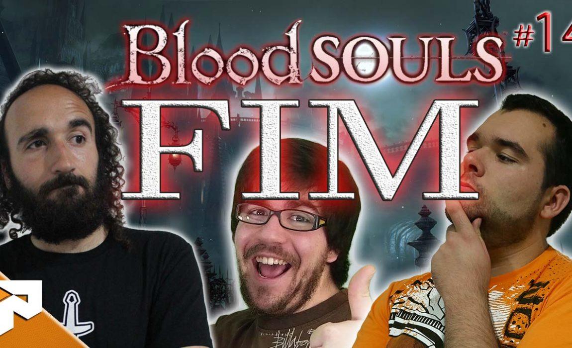 BloodSouls #14 – Um Fim Inglório