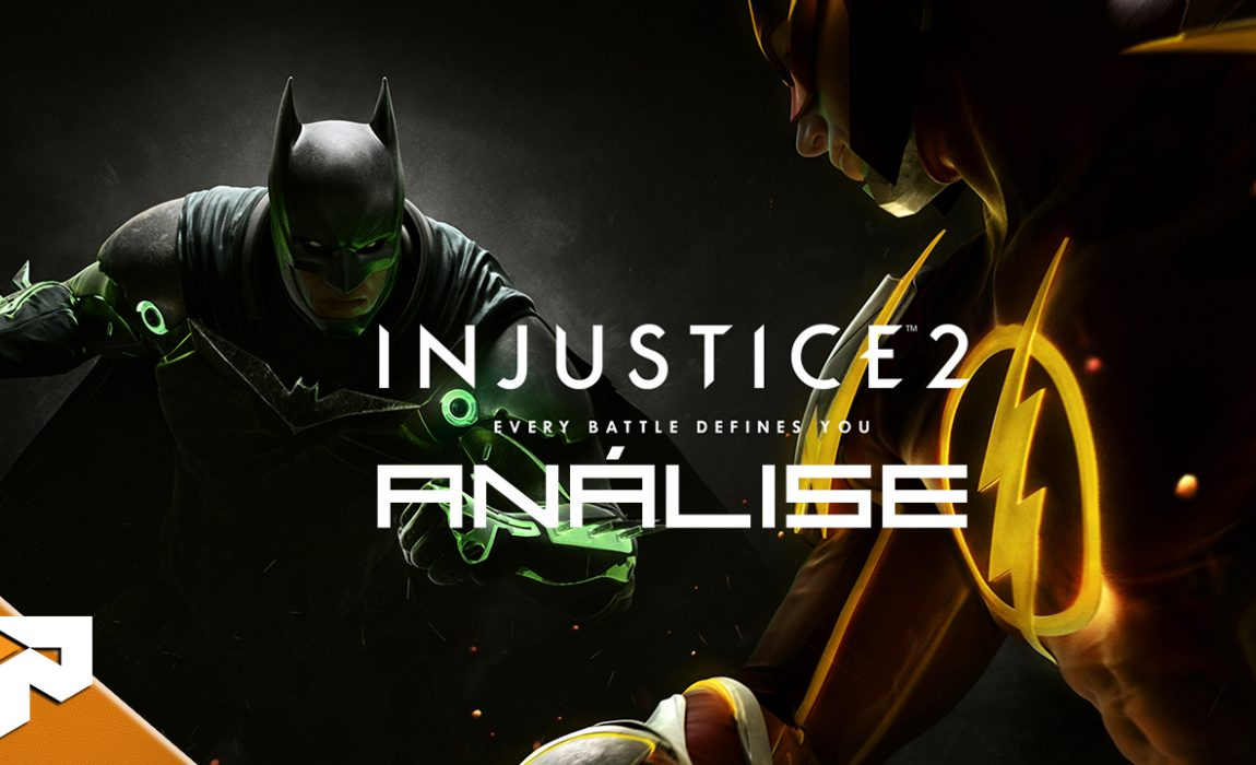 Análise – Injustice 2