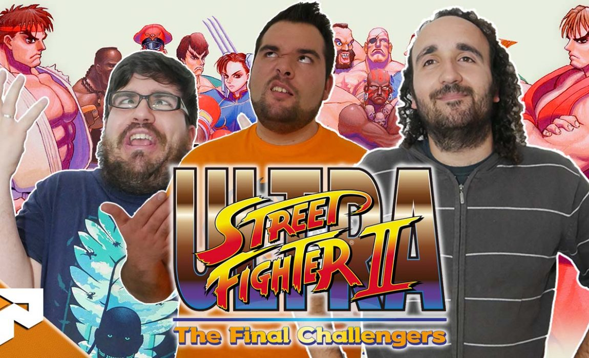 Vamos Jogar Ultra Street Fighter II The Final Chalengers