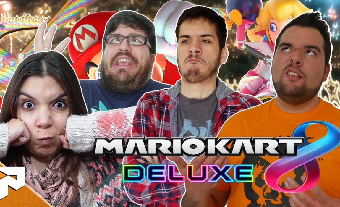 Vamos Jogar: Modo Batalha – Mario Kart 8 Deluxe