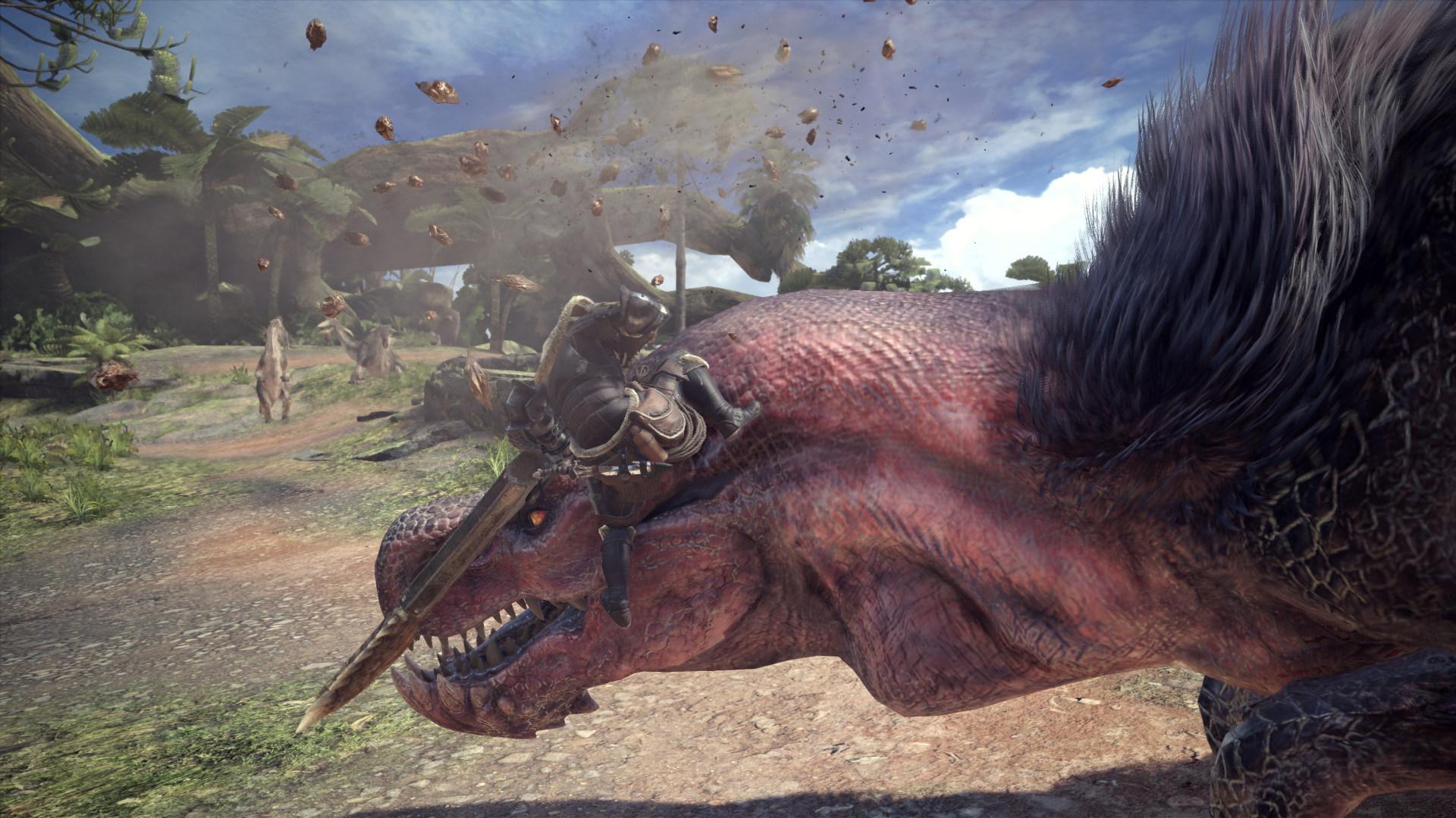 Monster Hunter World Detalha Day One Update Pr Ximon Vel