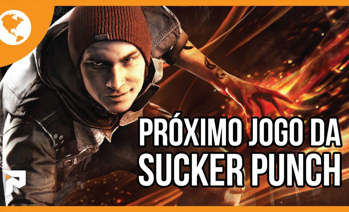 Novo jogo da Sucker Punch já está jogável