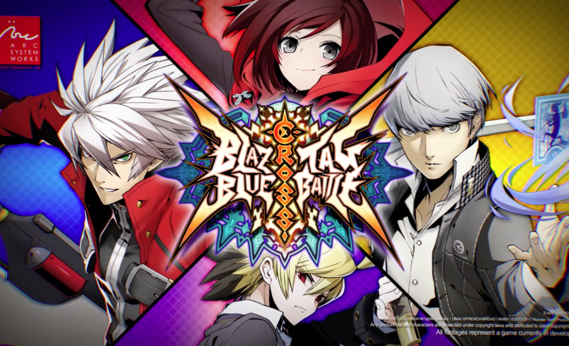 Que personagens querem ver em BlazBlue Cross Tag Battle?