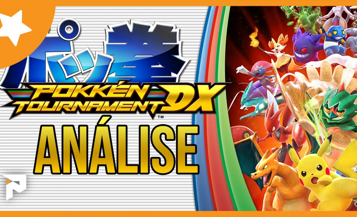 Análise – Pokkén Tournament DX