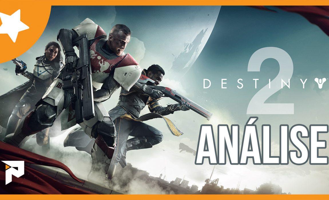 Análise – Destiny 2