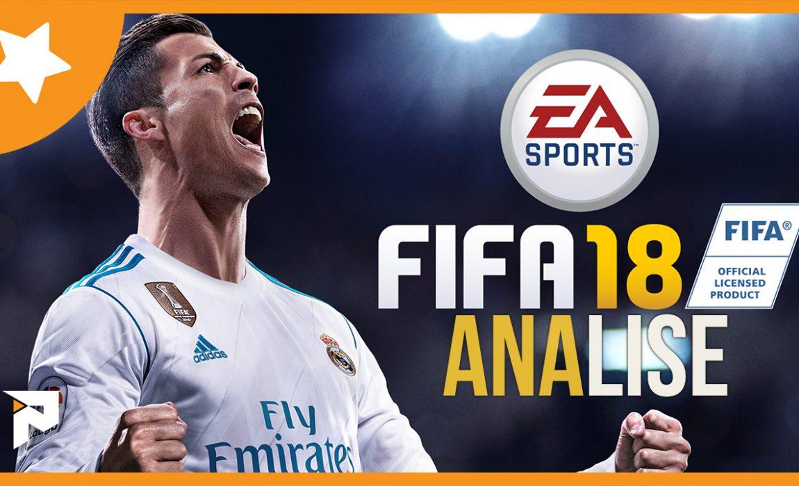 Análise – FIFA 18