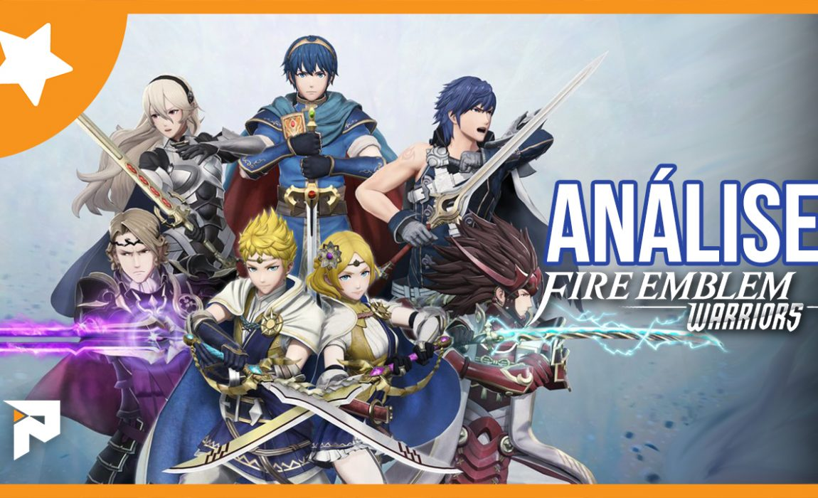 Análise – Fire Emblem Warriors