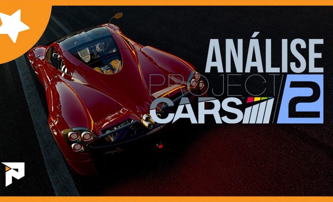 Análise – Project Cars 2