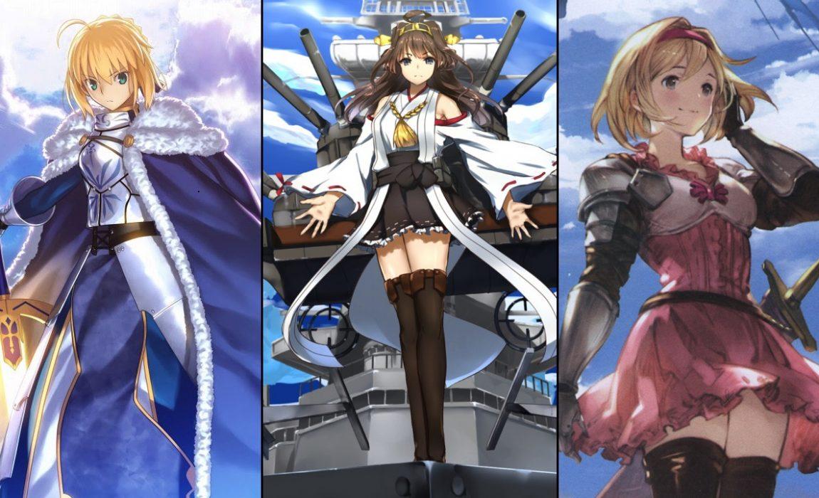 Coisas sobre Anime [17] – Gacha games