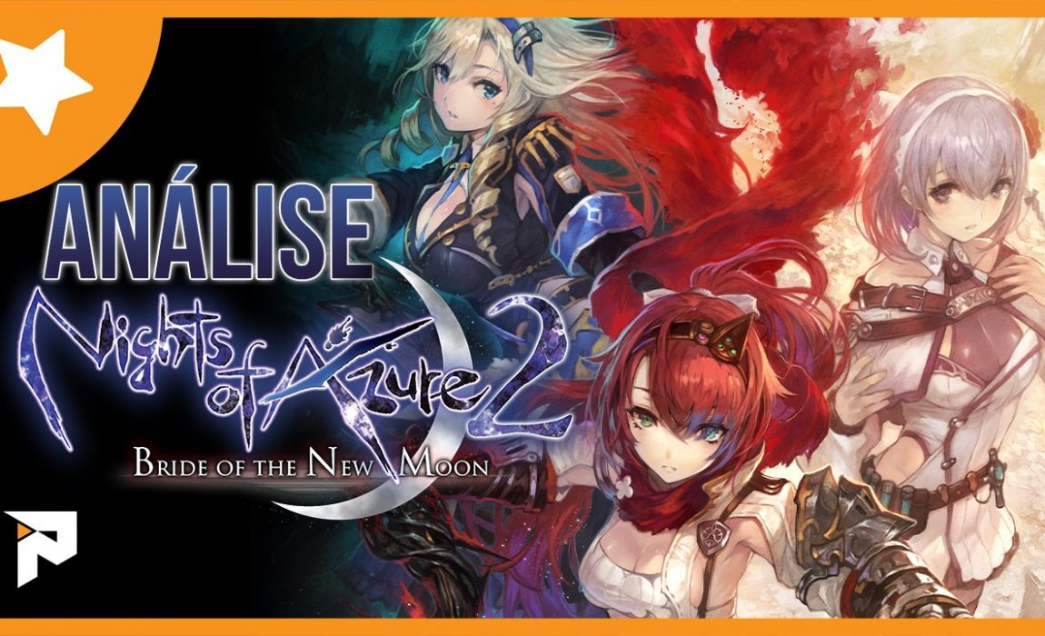 Análise – Nights of Azure 2: Bride of the New Moon
