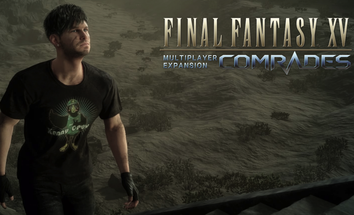 Análise – Final Fantasy XV: Multiplayer Expansion Comrades