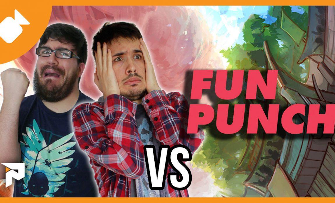 PróximoNível vs. Fun Punch Games – Strikers Edge (Open Beta)