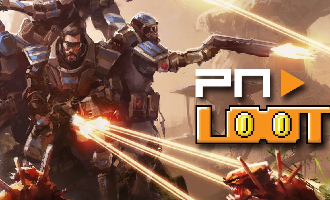 PN Loot da Comunidade – Infested Planet