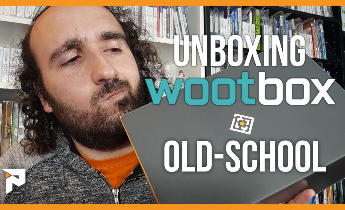 WOOTBOX: OLD SCHOOL – UNBOXING
