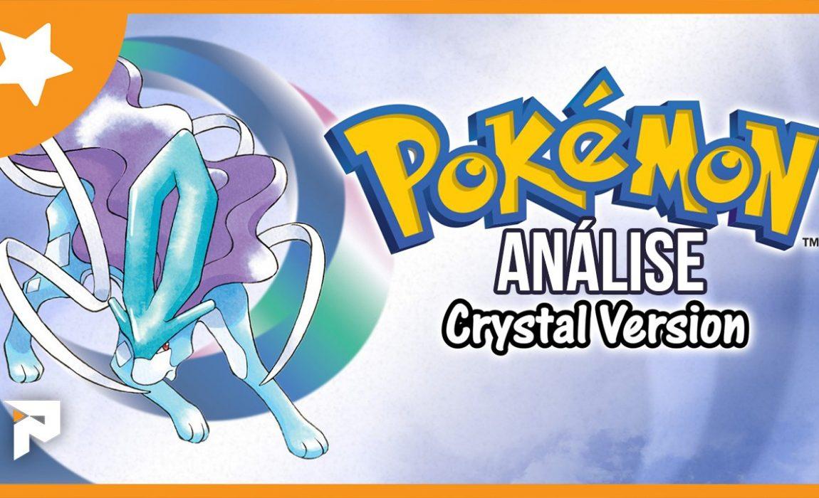 Análise – Pokémon Crystal (Nintendo 3DS)