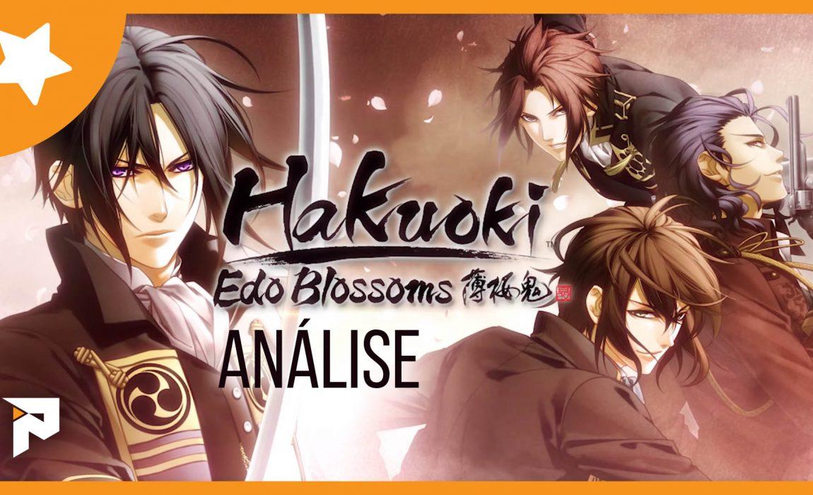 Análise – Hakuoki: Edo Blossoms (PS Vita)