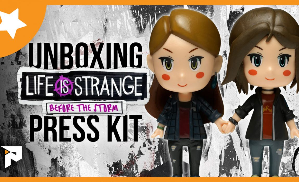 Life is Strange: Before The Storm – Unboxing Press Kit