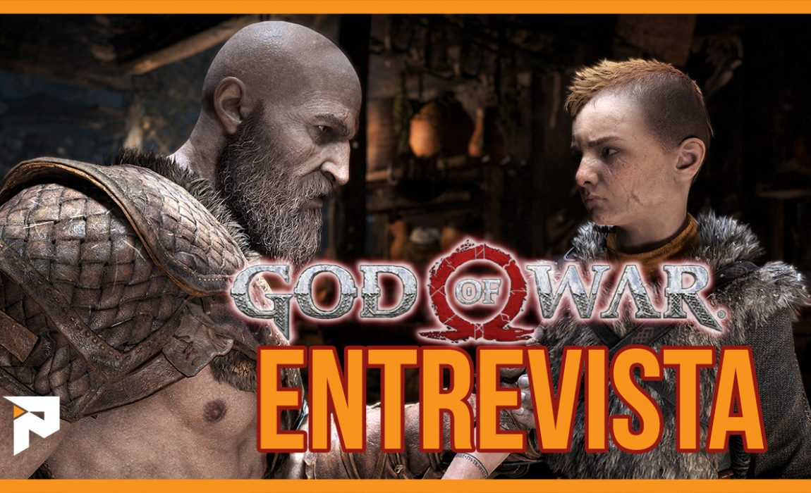 Entrevista a Derek Daniels da Santa Monica Studio – GOD OF WAR