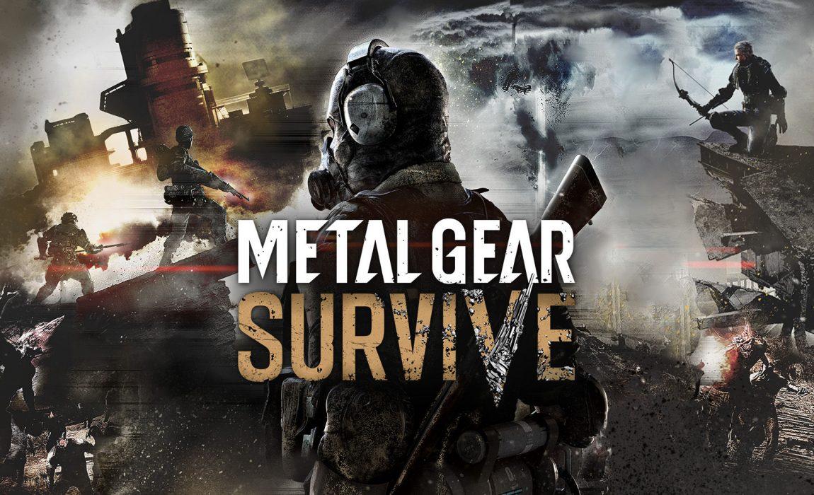 Análise – Metal Gear Survive