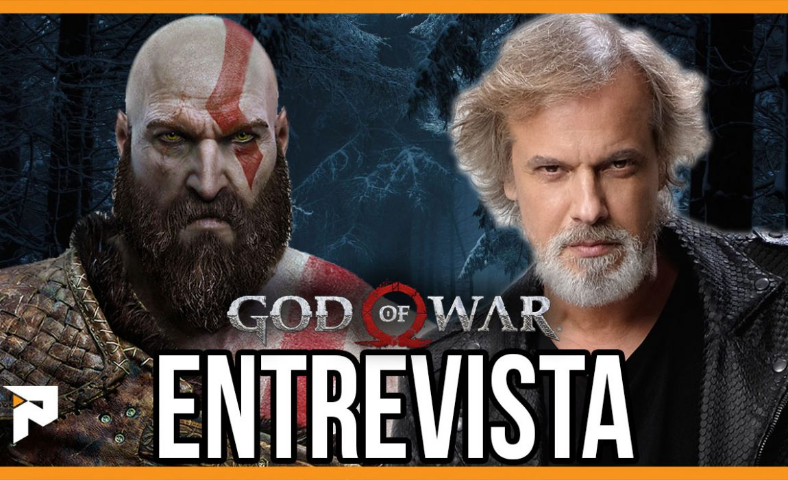 Entrevista a Ricardo Carriço: A Voz de Kratos – GOD OF WAR