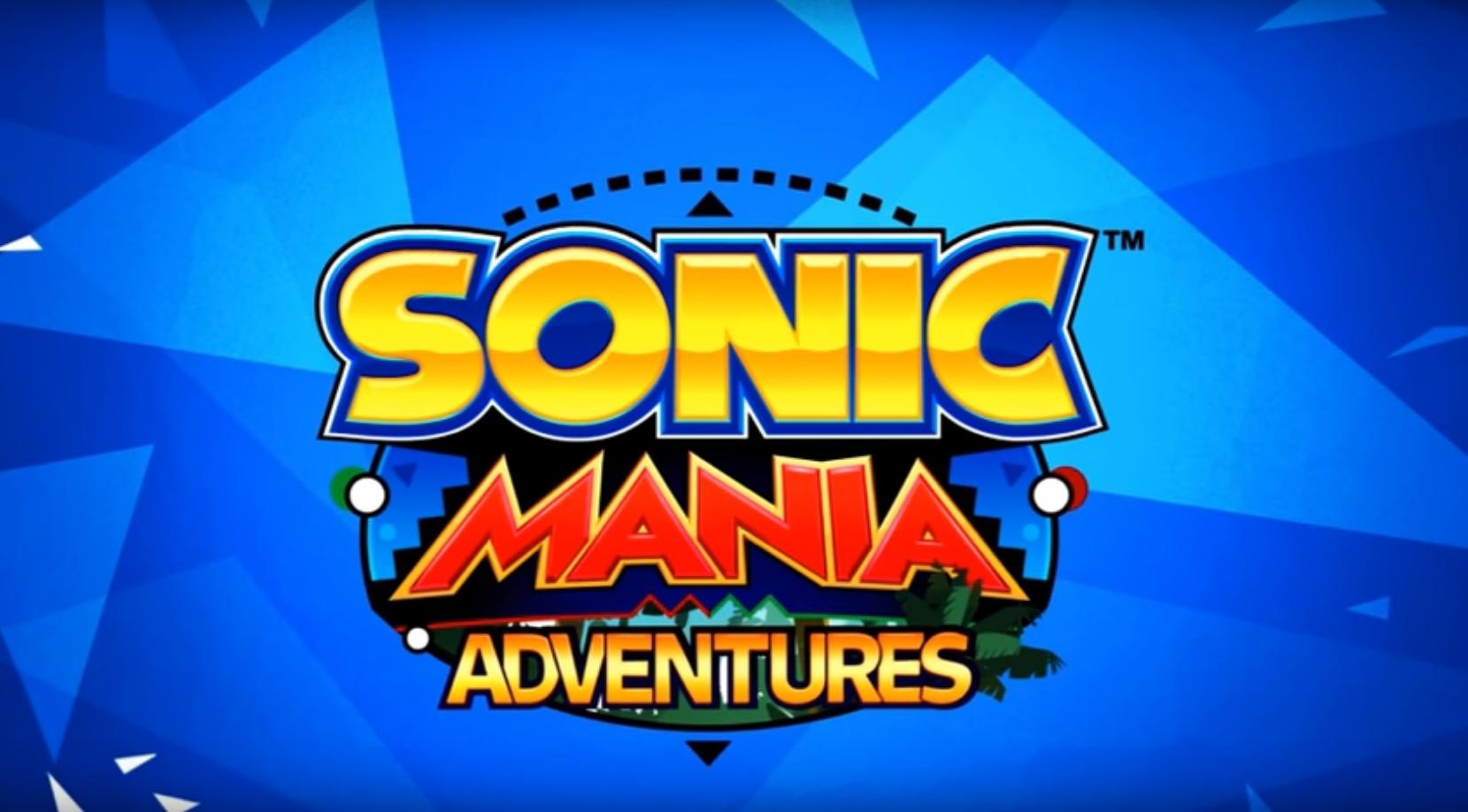 Sonic Mania Adventures 233 A Pr 243 Xima S 233 Rie Animada De Sonic