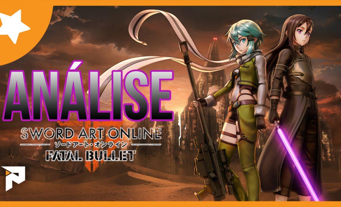Análise – Sword Art Online: Fatal Bullet