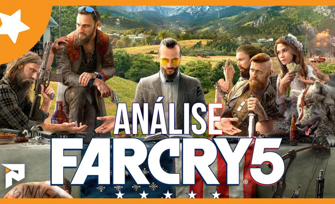 Análise – Far Cry 5