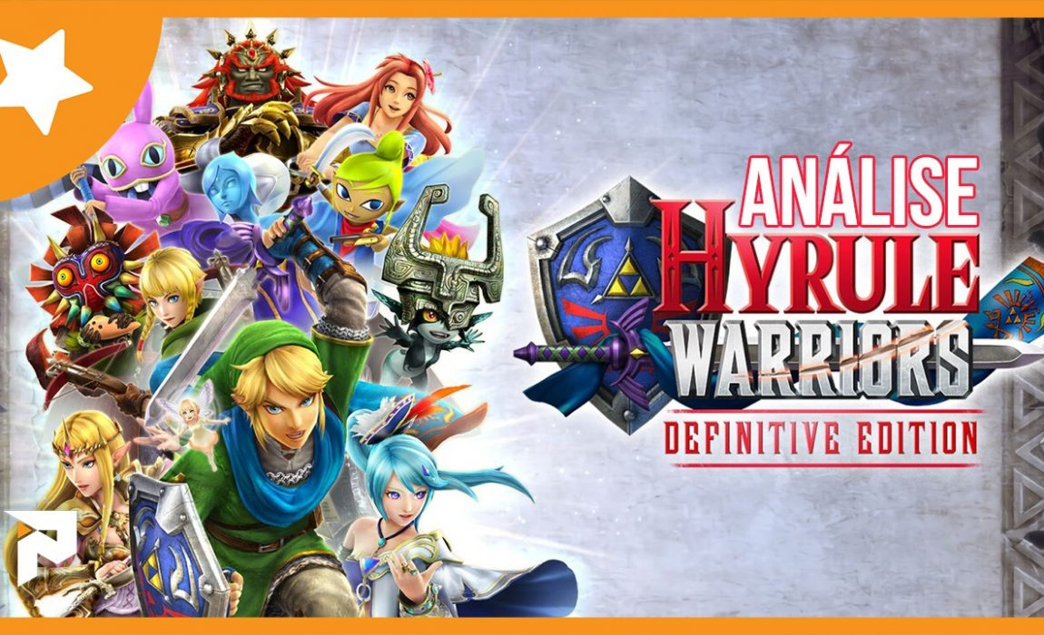 Análise – Hyrule Warriors Definitive Edition