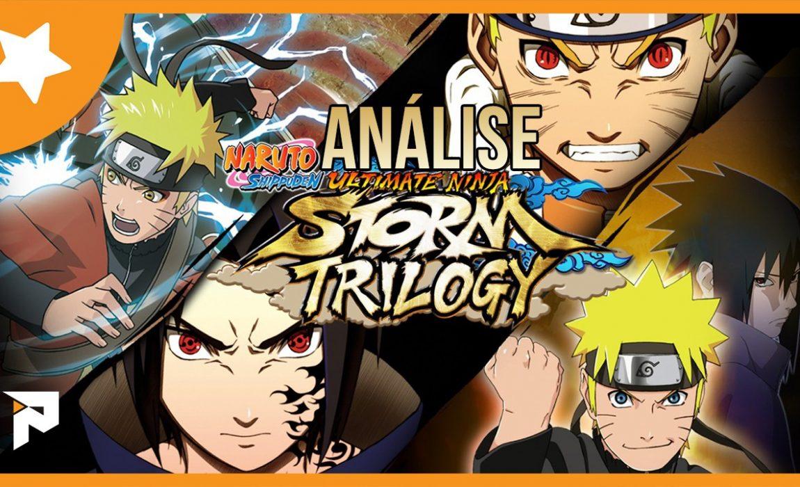 Análise – Naruto Shippuden Ultimate Ninja Storm Trilogy [Nintendo Switch]