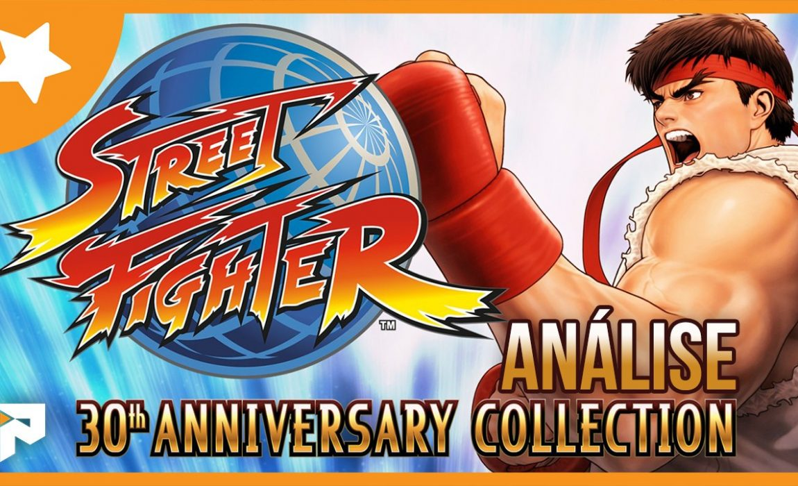 Análise – Street Fighter 30th Anniversary Collection