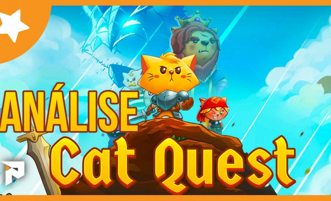 Análise – Cat Quest