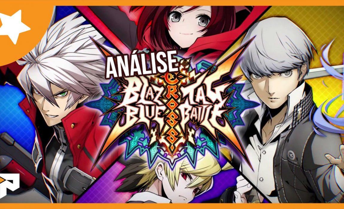 Análise – BlazBlue Cross Tag Battle