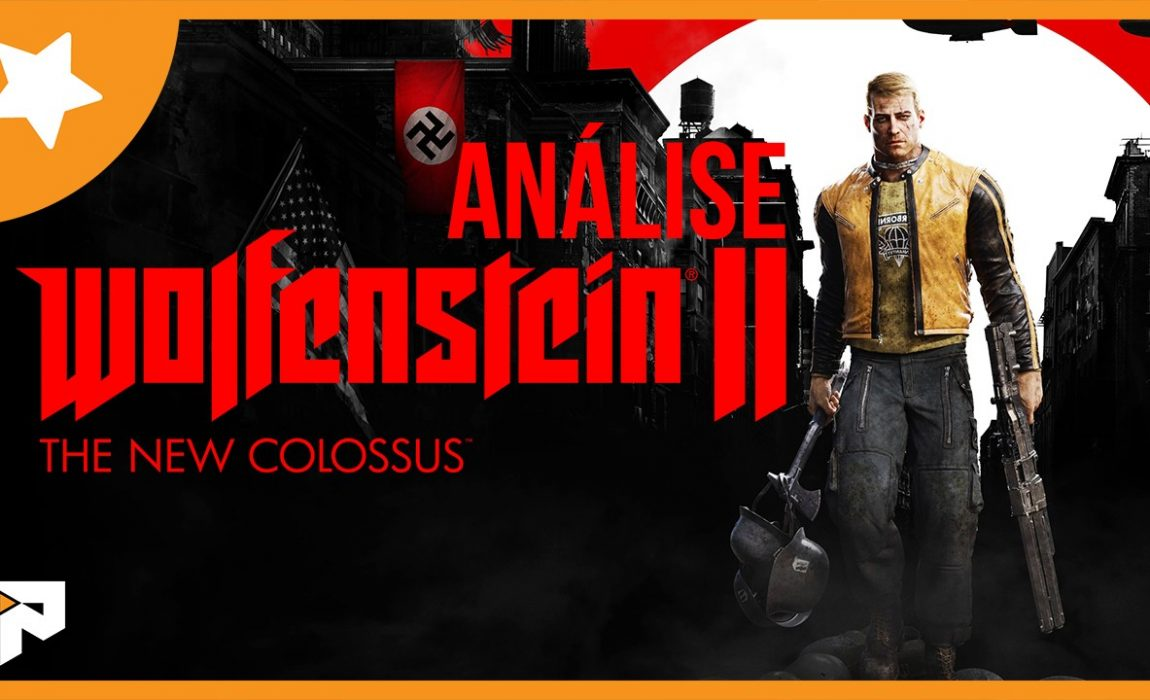 Análise – Wolfenstein II: The New Colossus [Nintendo Switch]
