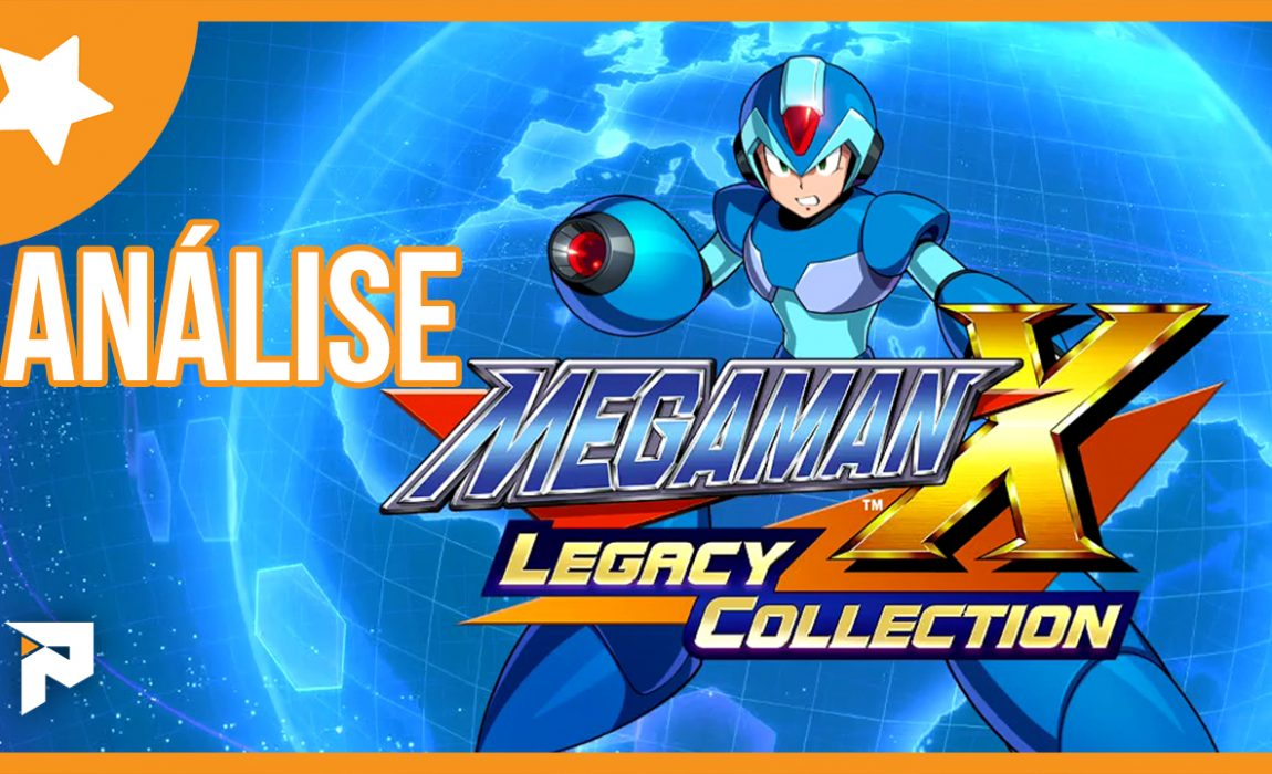 Análise – Mega Man X Legacy Collection