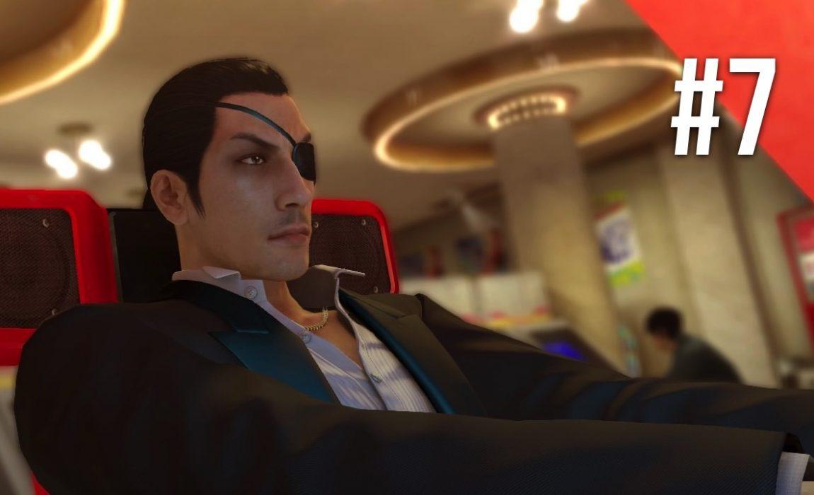 Yakuza 0 – Explorando Kamurocho (e arredores) #7