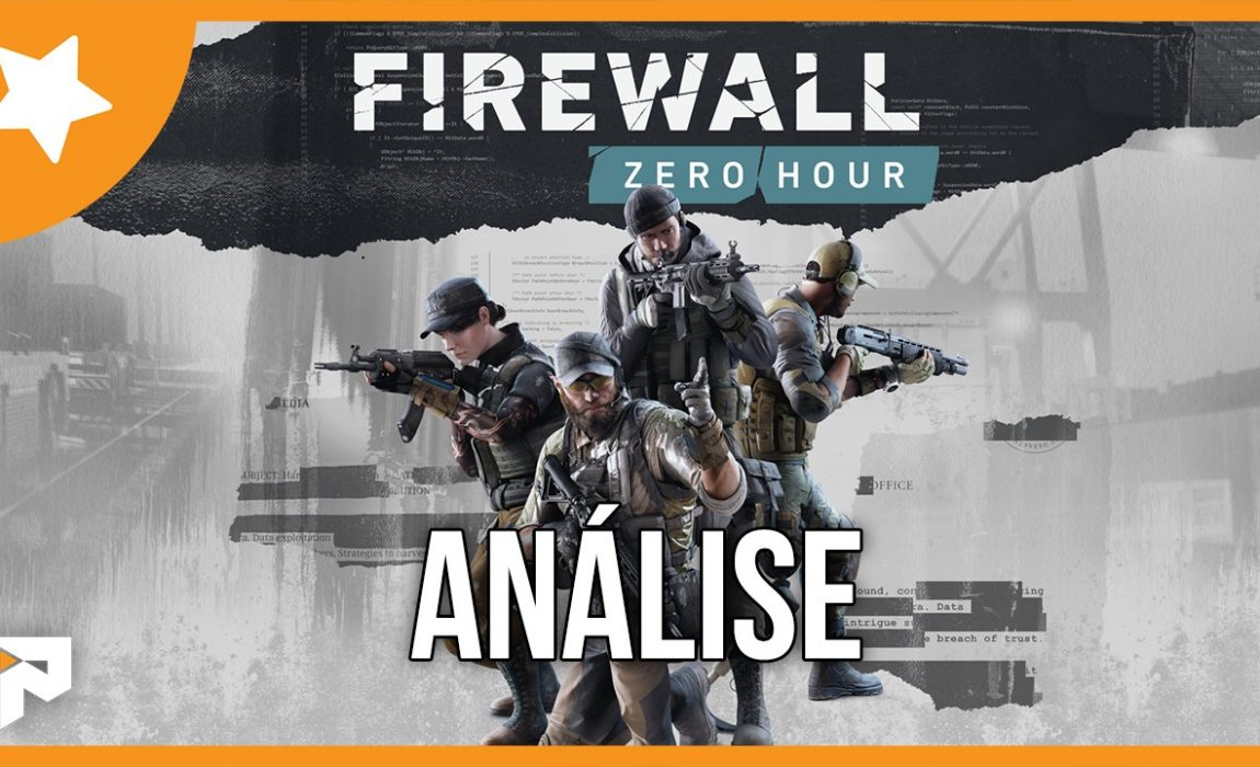 Análise – Firewall Zero Hour