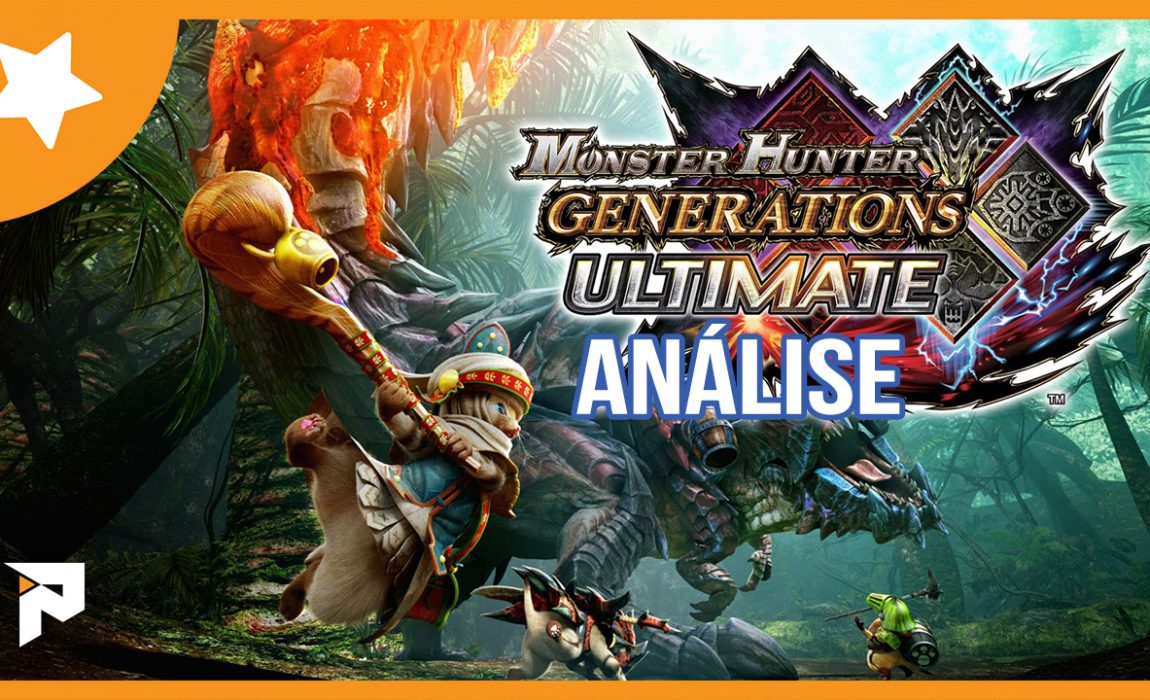 Análise – Monster Hunter Generations Ultimate