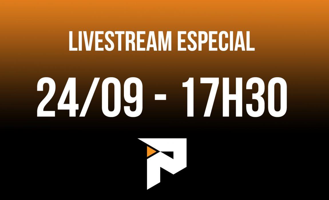 Livestream Especial PN – 24 Setembro às 17h30