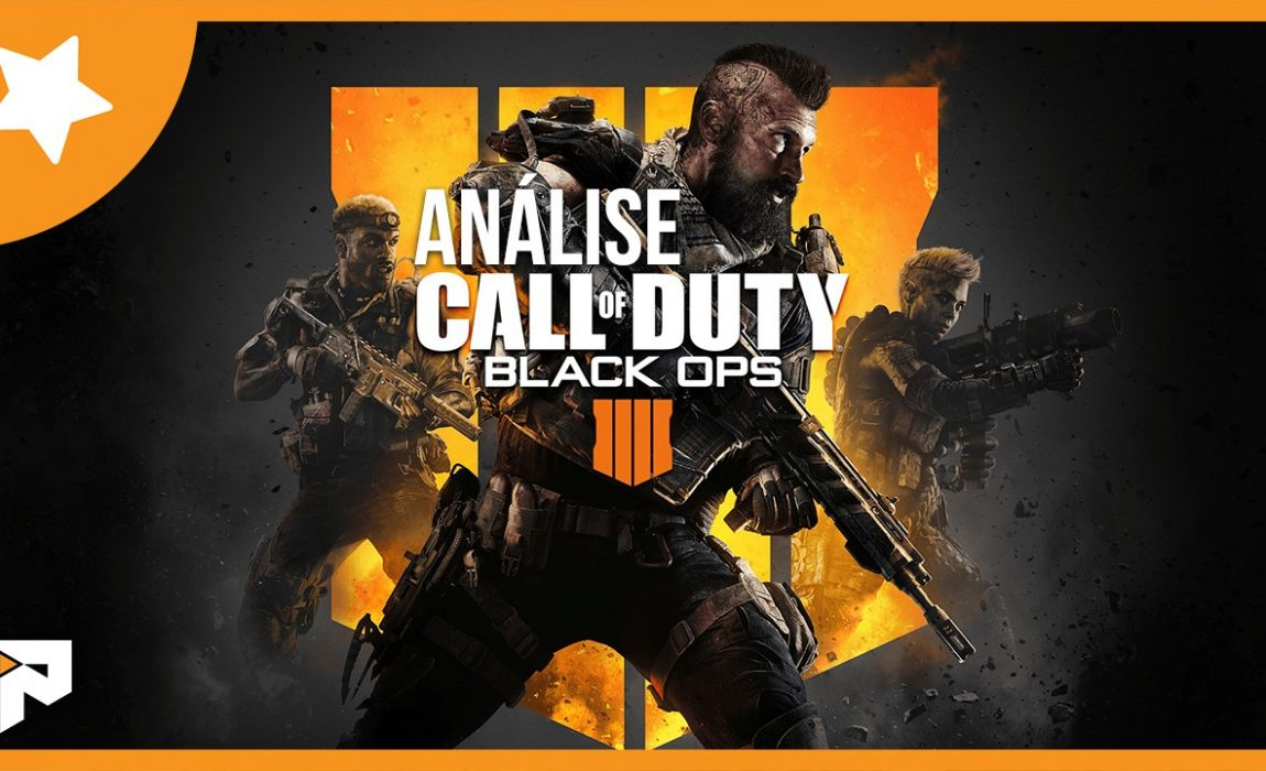 Análise – Call of Duty: Black Ops 4