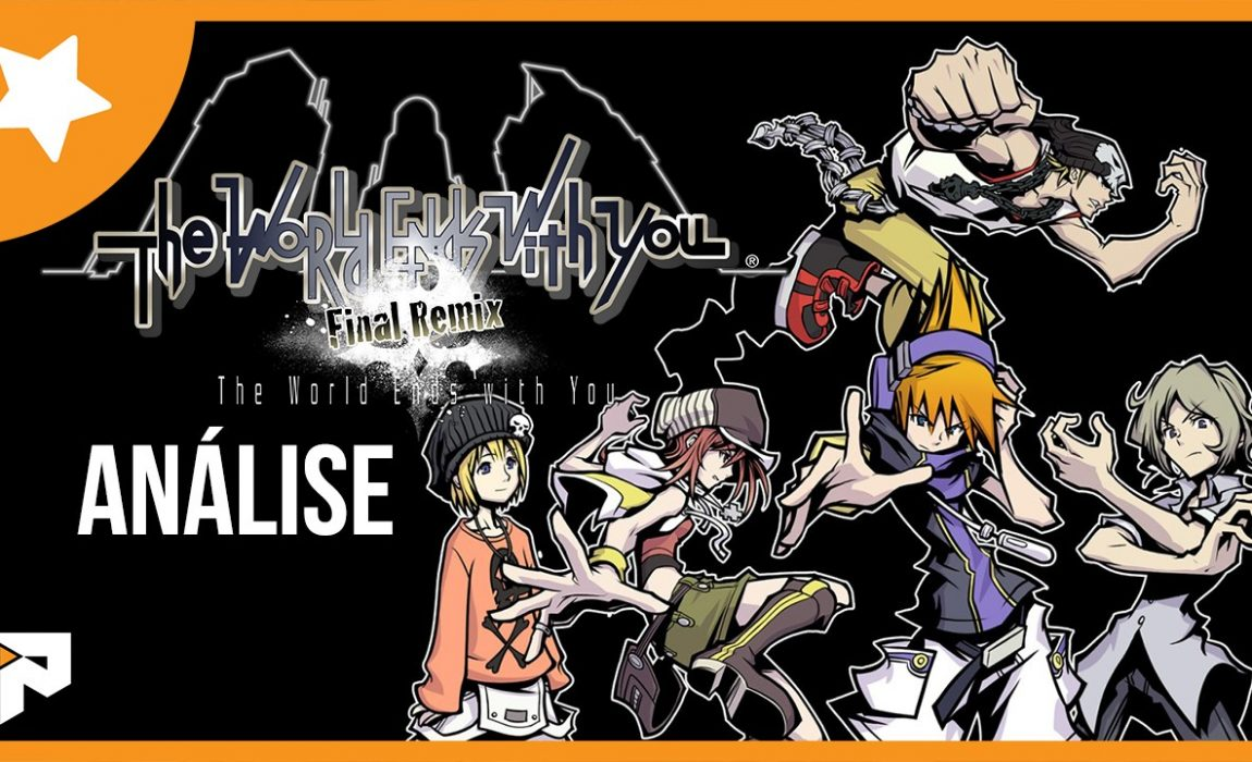 Análise – The World Ends With You: Final Remix