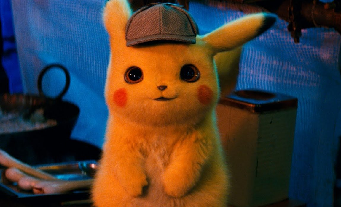 Pokémon Detective Pikachu – Primeiro trailer do filme live-action