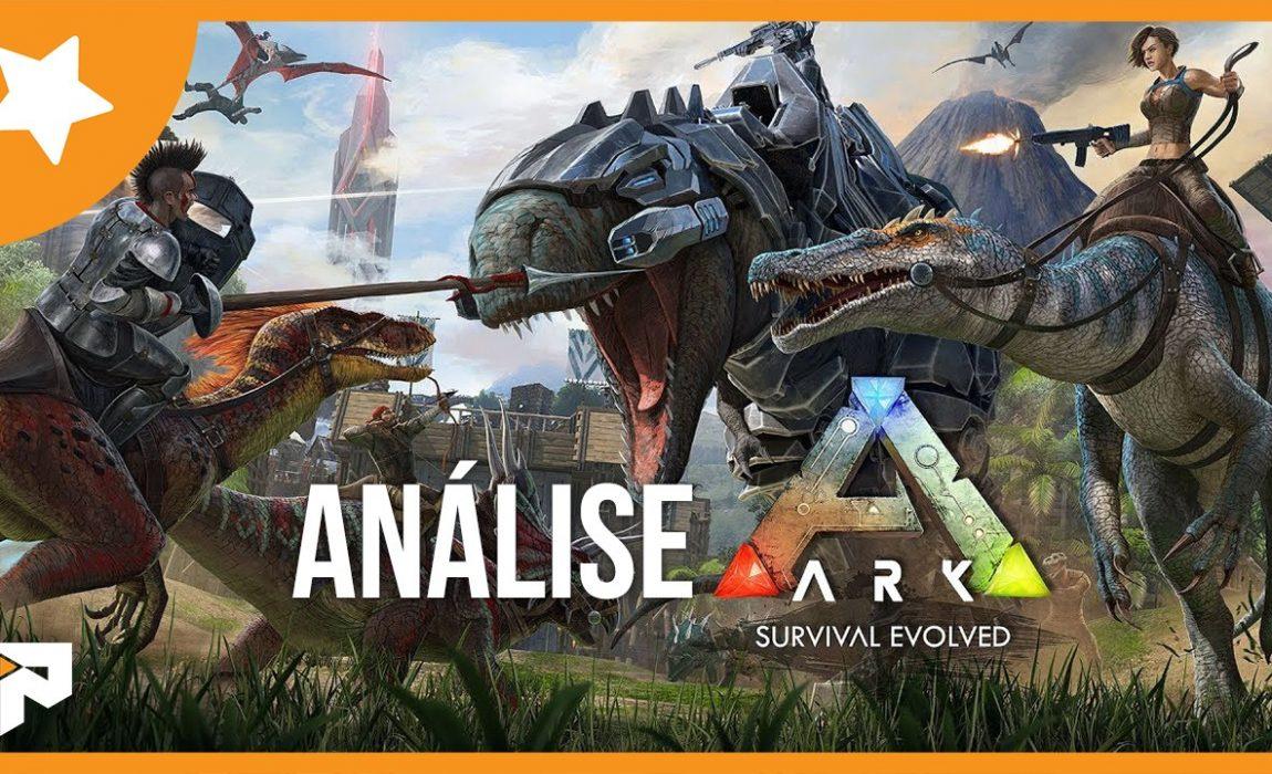 Análise – Ark Survival Evolved [Nintendo Switch]