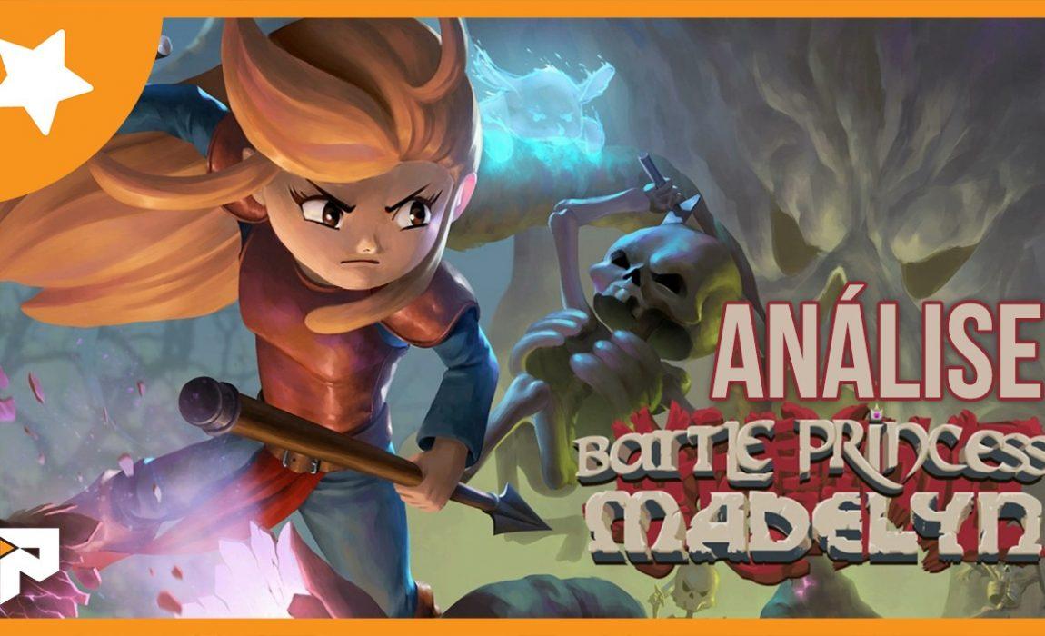 Análise – Battle Princess Madelyn
