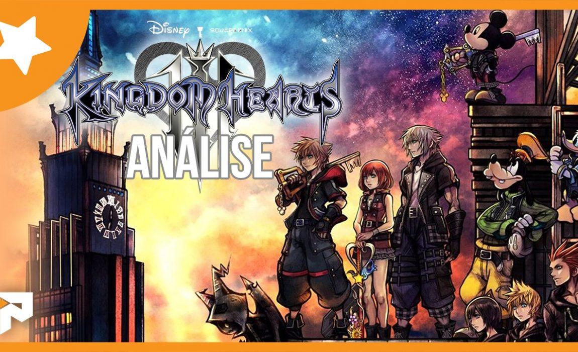 Análise – Kingdom Hearts 3