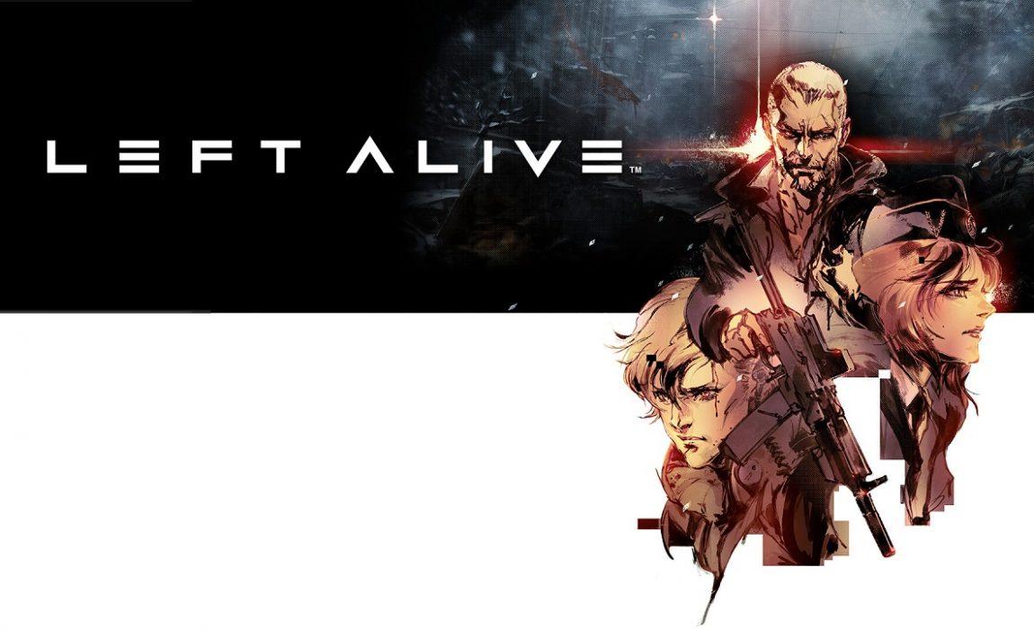 Análise – Left Alive