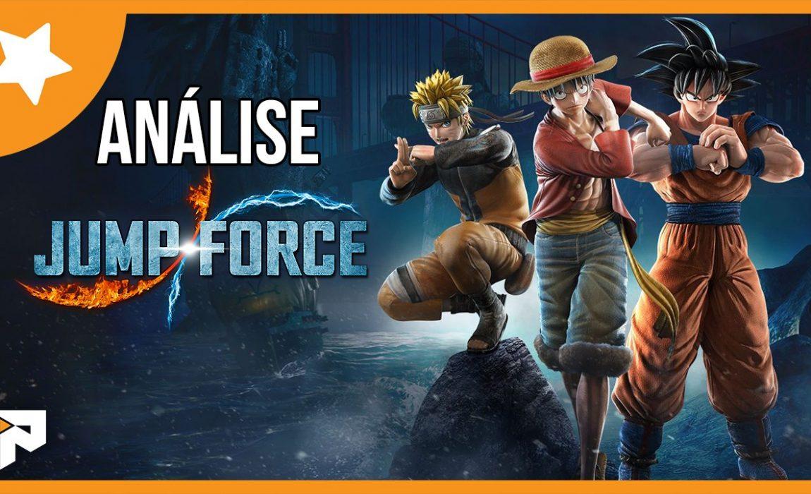 Análise – Jump Force