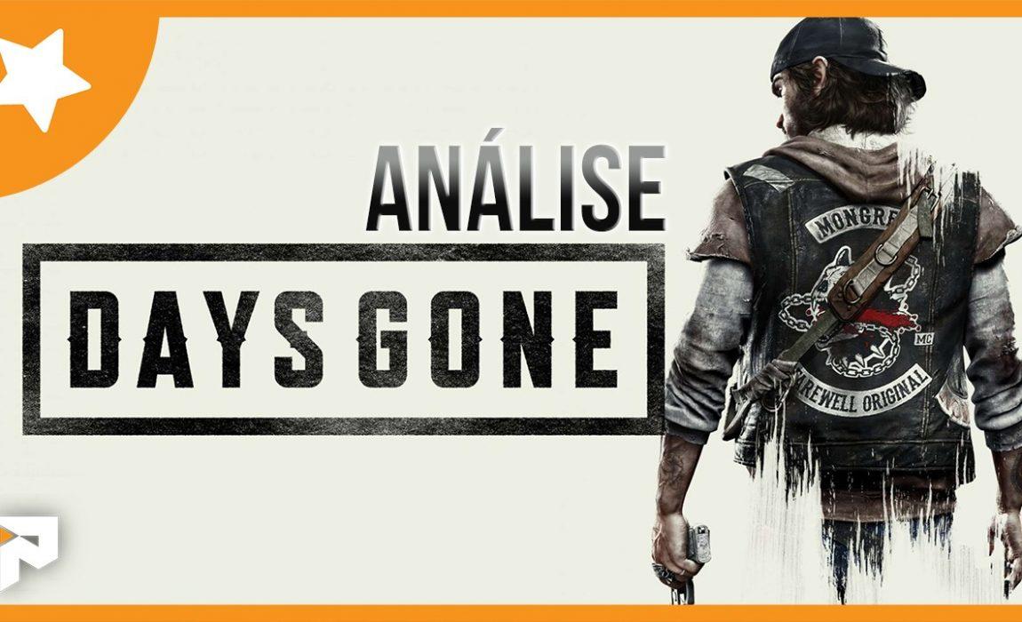 Análise – Days Gone